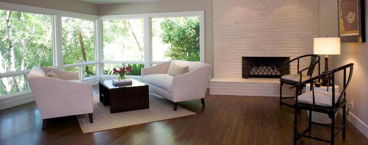 Encino home neutral look