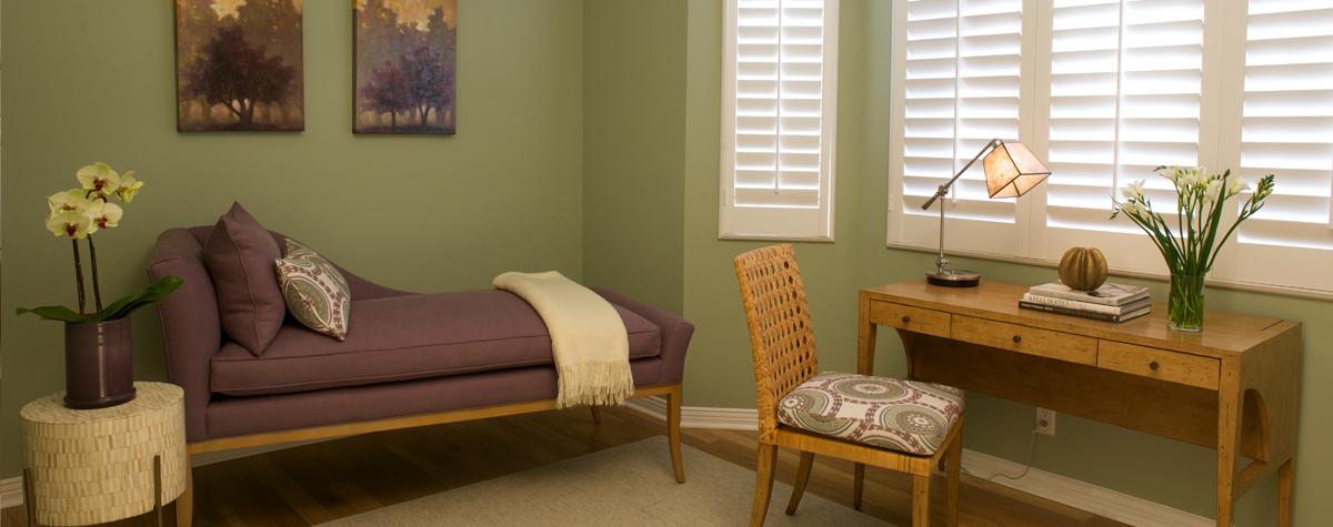 Encino condo guest room & office