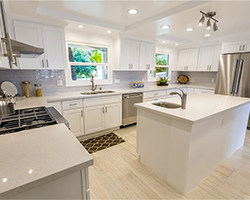 kitchen remodel flip house