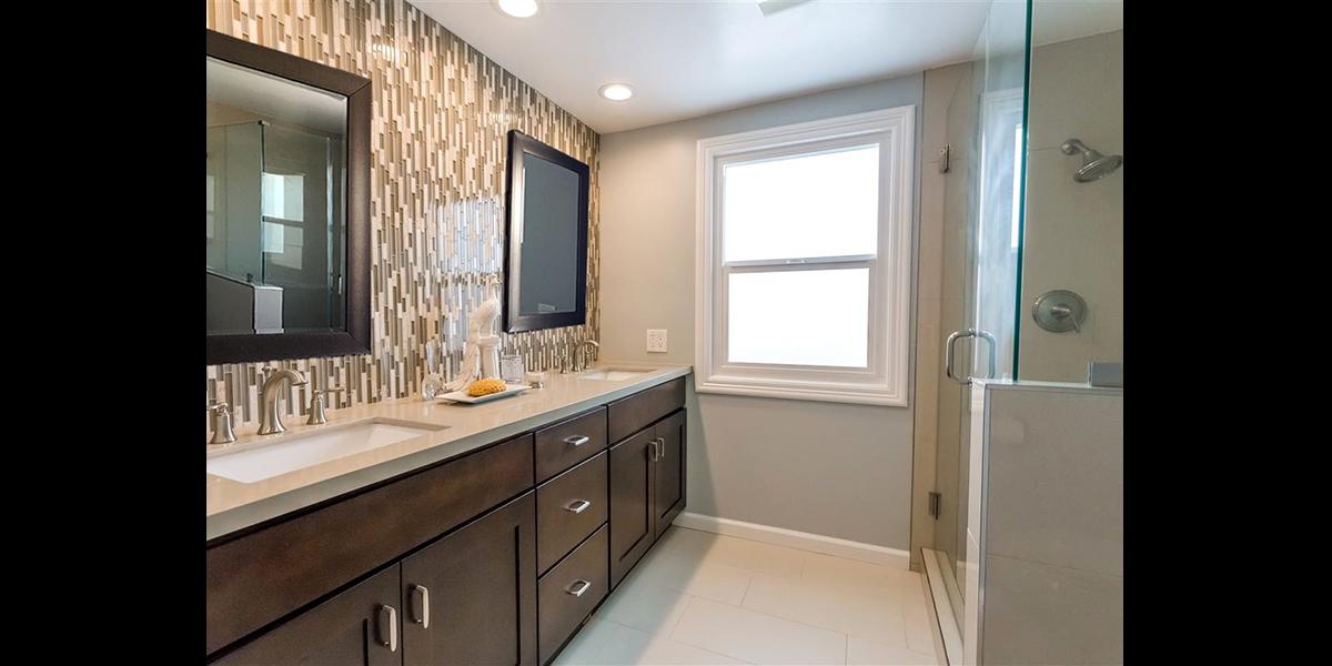 master bath remodel flip house